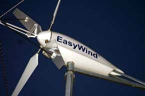 Windkraftanlage EasyWind
